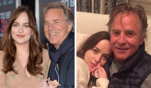 Celebrities With Their Parents, part 2