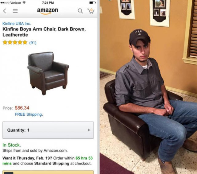Online Shopping Gone Wrong, part 2
