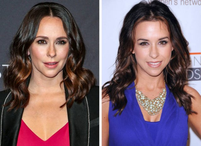 Unrelated Celebrities Who Look Like Siblings