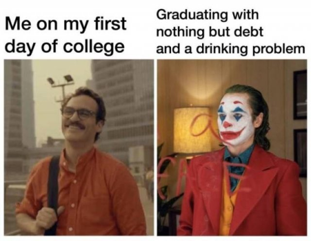 College Memories