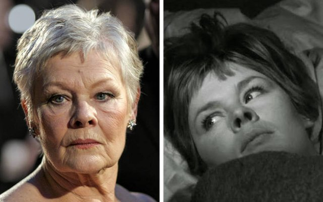 Then And Now: Famous Actresses