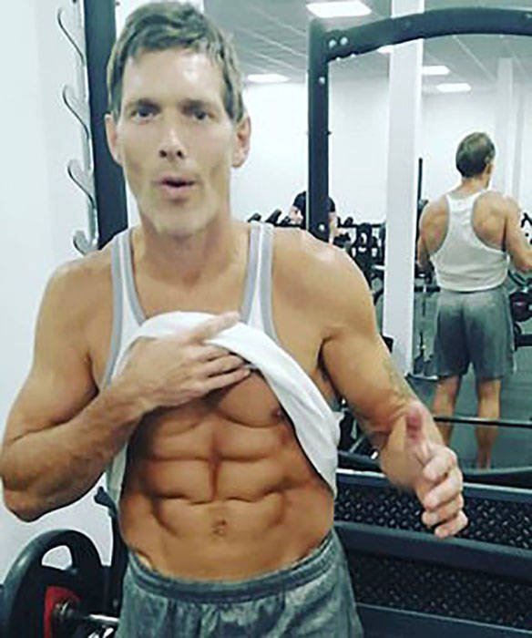 This Man Is 56 Years Old
