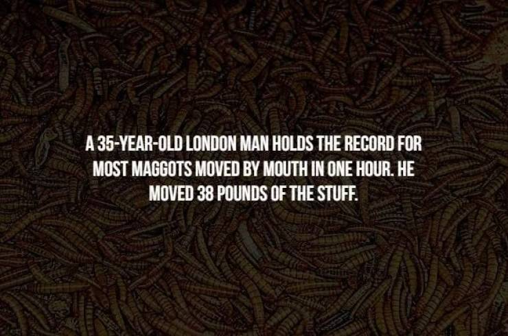 Scary Facts, part 52