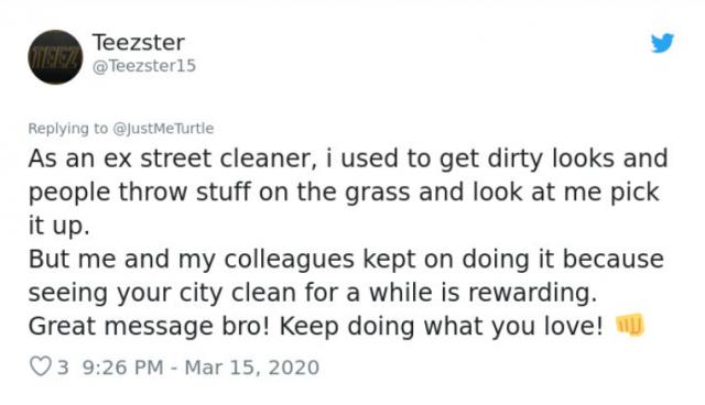 Garbage Man Shares His Feelings About Working During Coronavirus