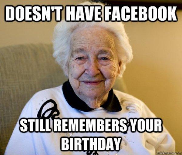 Grandma Memes