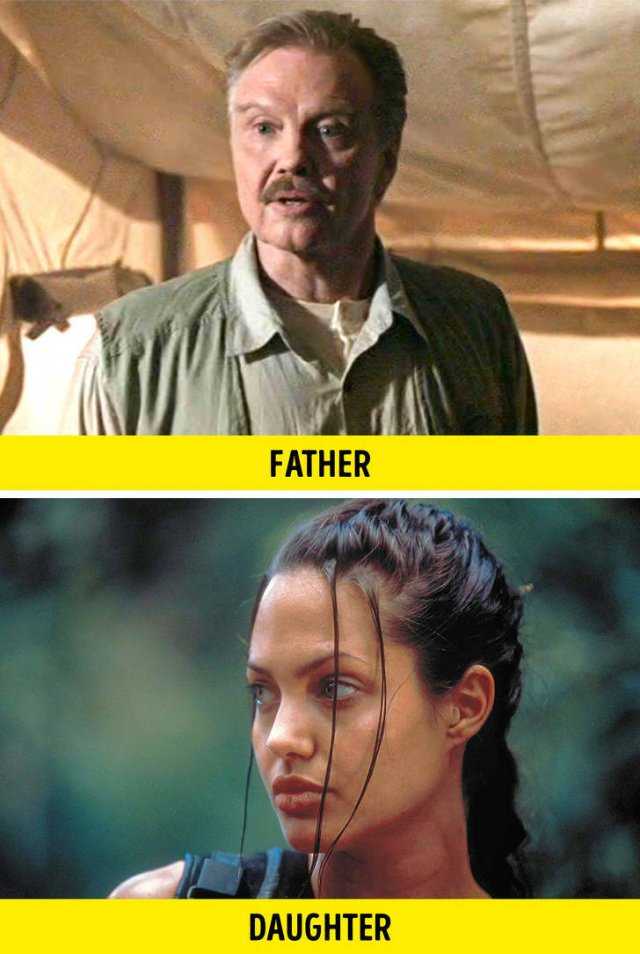 Celebrities Children Who Acted Together With Their Parents