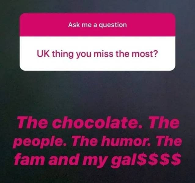 Sophie Turner Answers Questions In Instagram