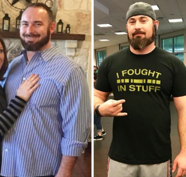 Awesome Body Transformations