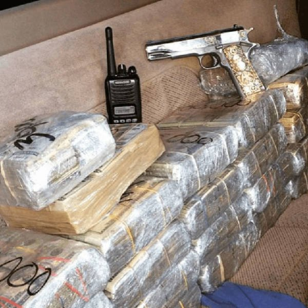 Mexican Drug Cartel Members Wealth Photos
