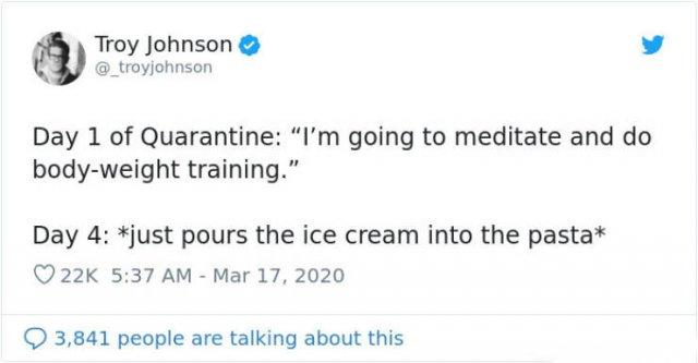 Quarantine Humor