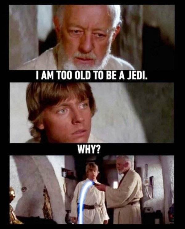 Memes For Aging People