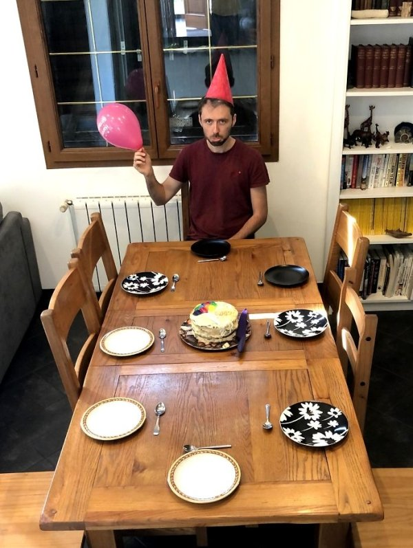 How People Celebrate Birthdays In Quarantine