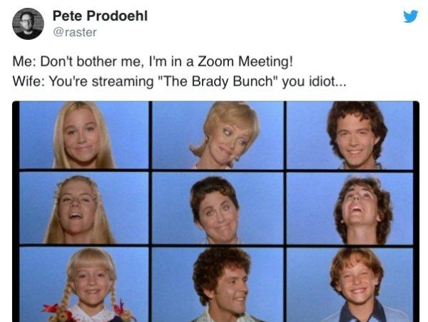 Zoom Struggles