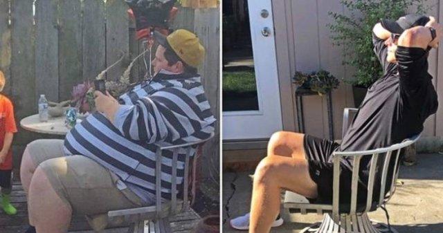Amazing Weight Loss