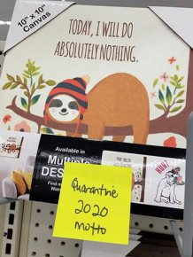 Funny Notes Around Walmart