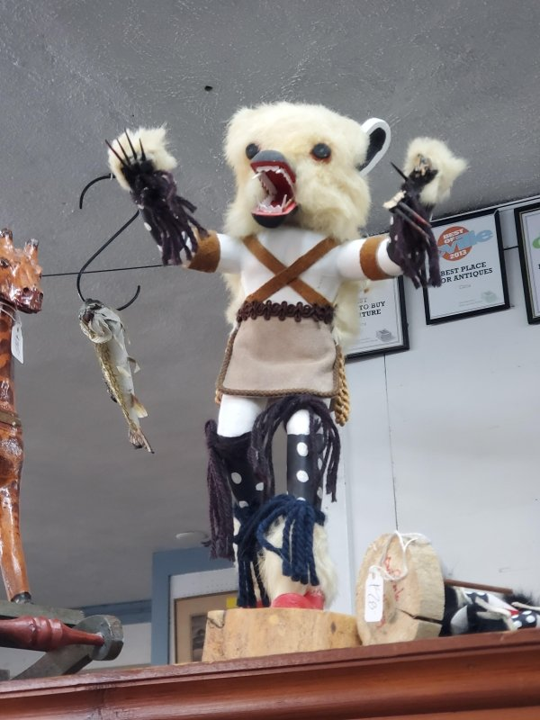 Thrift Shops Treasures, part 3