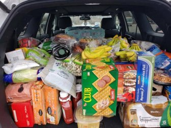 Quarantine Chronicles: Woman Explains Why She's Hoarding So Much Groceries
