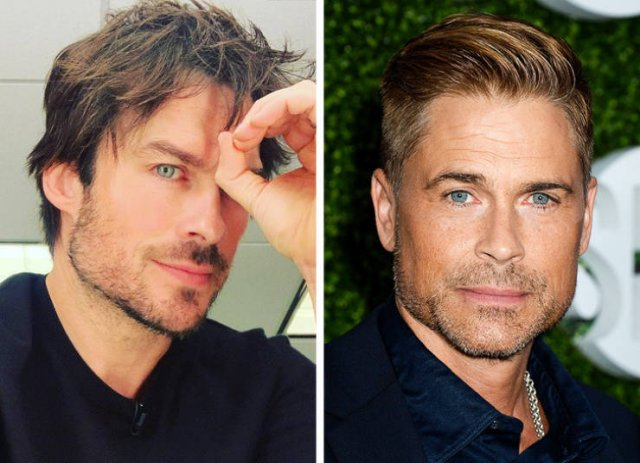 Celebrities Who Look Very Similar, part 2