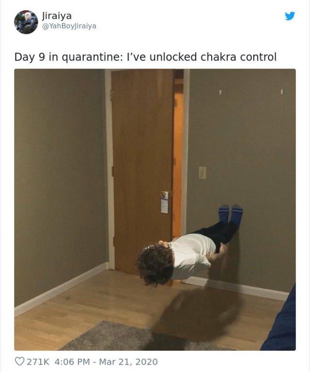 Bored People On Quarantine