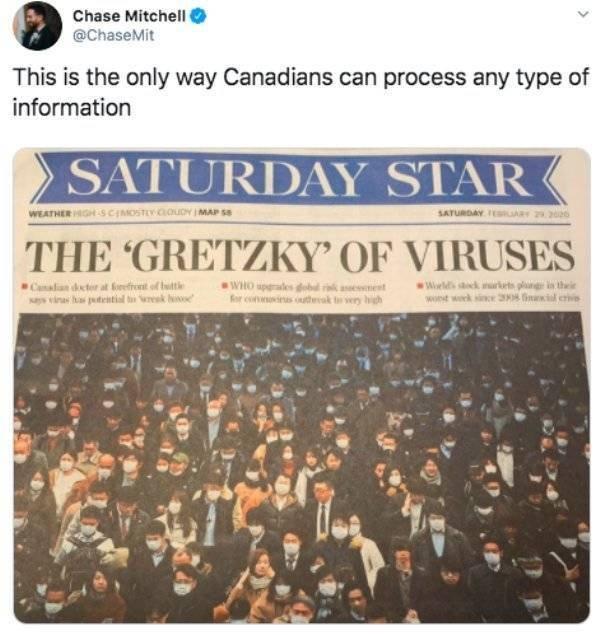 Quarantine Tweets