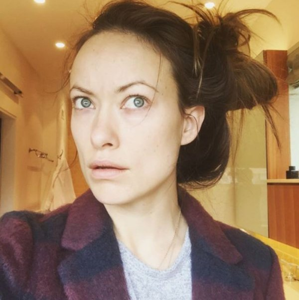 Celebrities Without Makeup, part 8