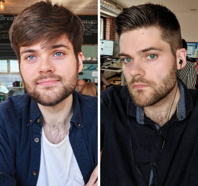 Barbershop: Before And After