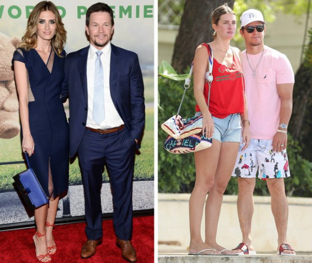 Celebrities: Tall Women And Their Short Partners