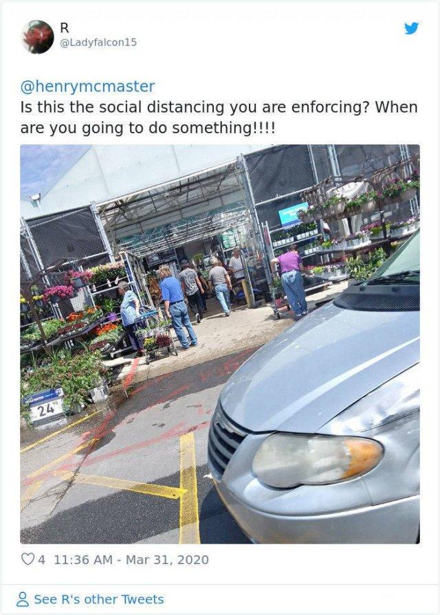 South Carolina Hasn't Heard About Social Distancing