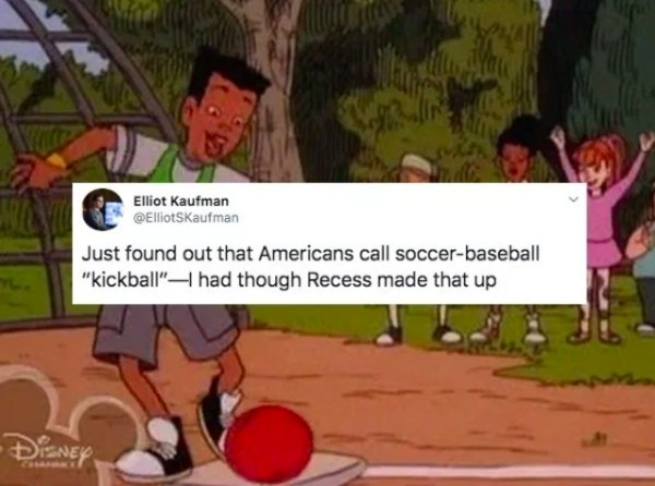 What People Think About Americans