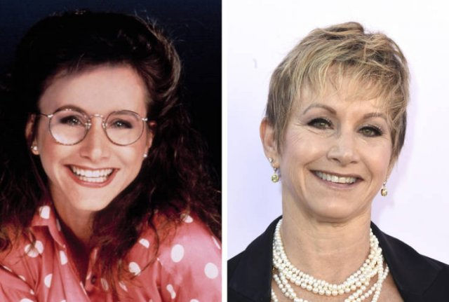 """""""Beverly Hills, 90210"""": Then And Now"""
