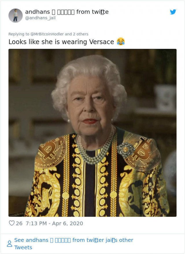 Queen Elizabeth Speech In A Green Outfit: Hilarious Tweets