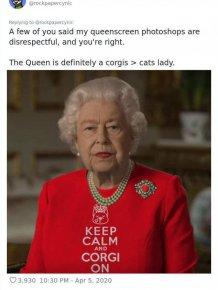 Queen Elizabeth Speech In A Green Outfit: Hilarious Tweets