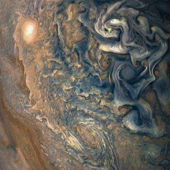 NASA Jupiter Photos By Juno Spacecraft