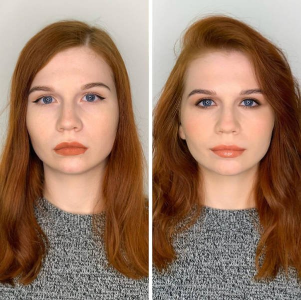 Amateur Vs Professional Makeup