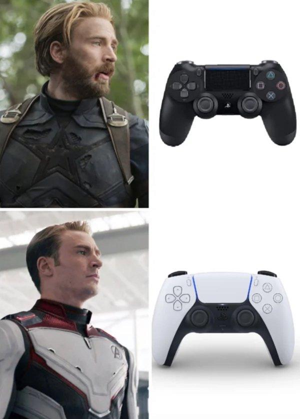 PlayStation 5 Controller Memes