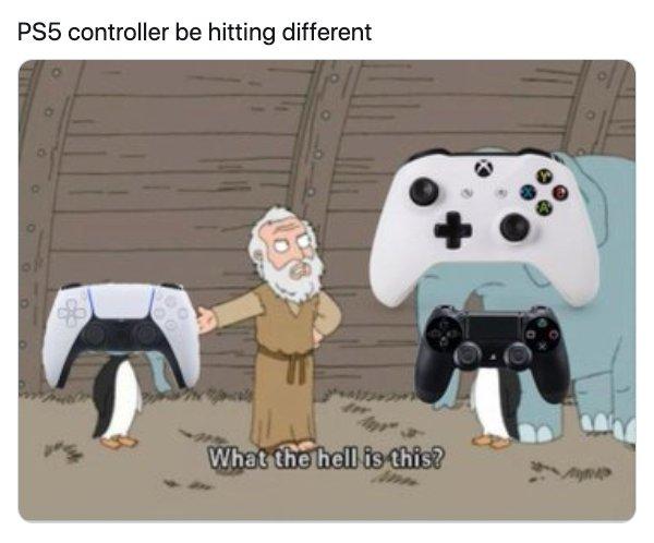 Playstation 5 Controller Memes Fun