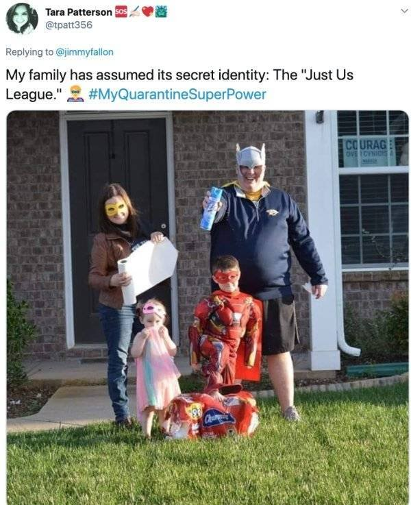 People Share Their Quarantine Superpowers