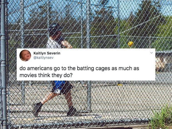 Things Americans Do In Movies That Non-Americans Can't Understand