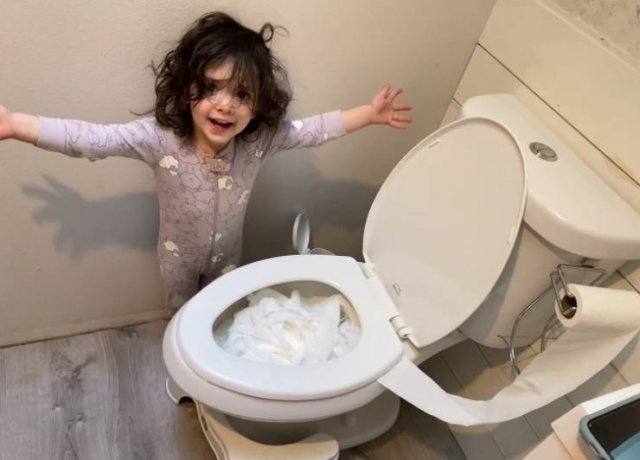 Funny Toddler Pictures