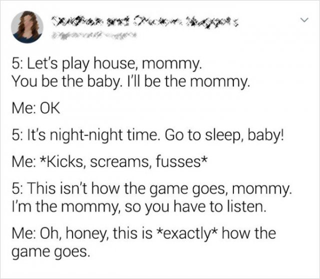 Parenting Is Not Easy