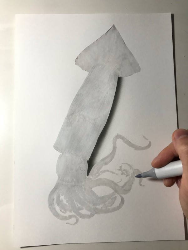 Hyper-Realistic Drawing By Yuuki Tokuda
