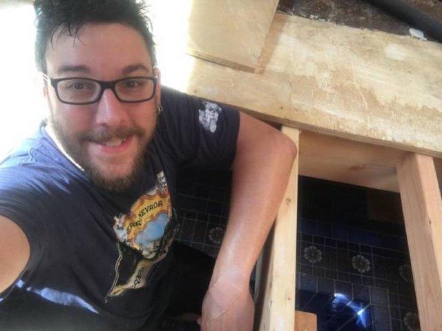 Couple Discovered A Bath Under Their House