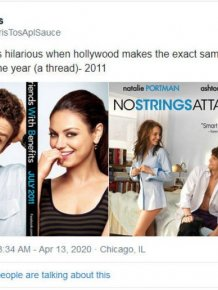 Same Movies In The Same Year