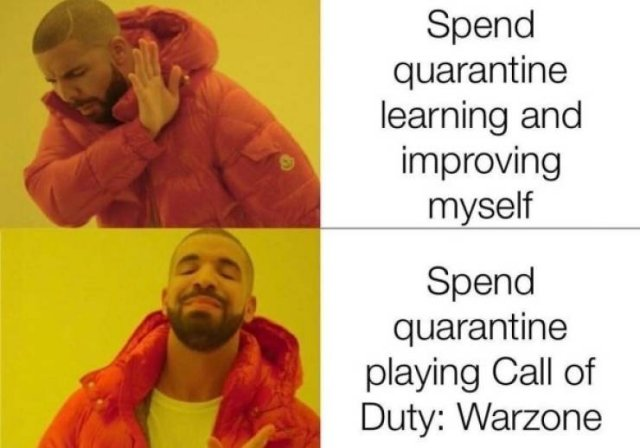 Call Of Duty Warzone Memes Fun