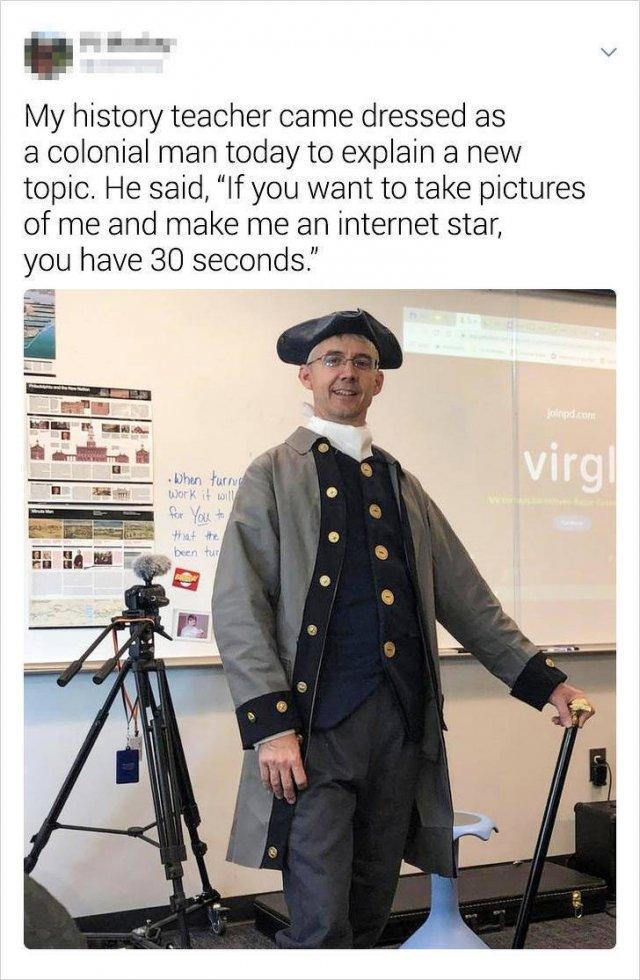 Funny Teachers, part 2