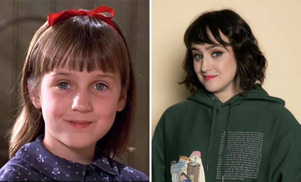 Kids From '80s & '90s Movies: Then And Now
