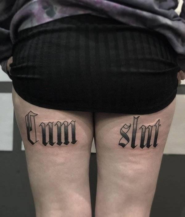 Bad Tattoos, part 7