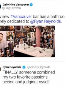 Ryan Reynolds Responds To Random Tweets