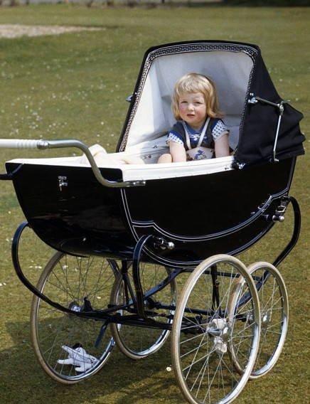 Childhood Photos Of Princess Diana
