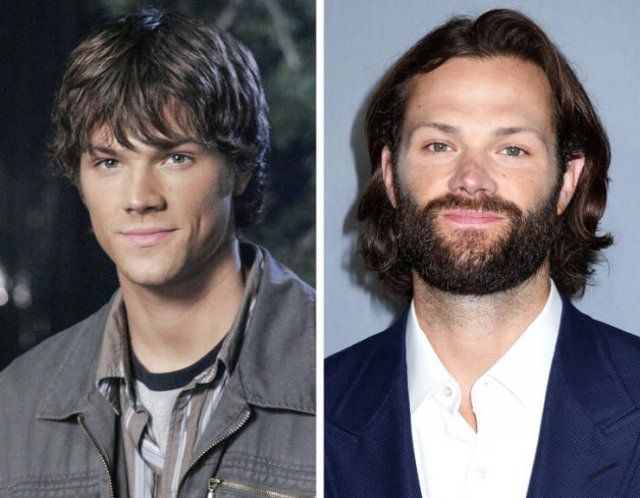 """""""Supernatural"""" Cast: Then And Now"""